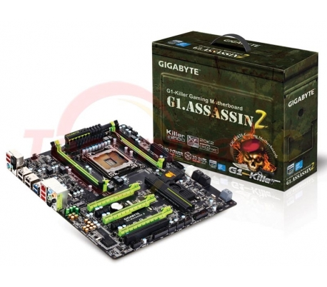 Gigabyte G1.Assassin2 Socket LGA2011 Motherboard