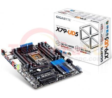 Gigabyte GA-X79-UD5 Socket LGA2011 Motherboard