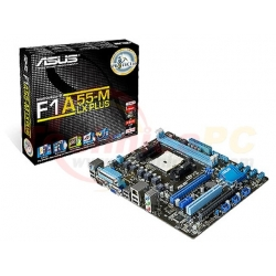 Asus F1A55-M LX PLUS Socket FM1 Motherboard