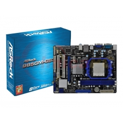 ASRock 985GM-GS3 FX Socket AM3+ Motherboard