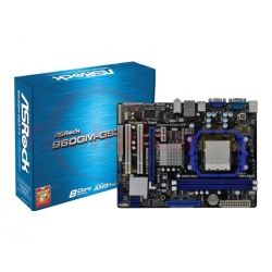 ASRock 960GM-GS3 FX Socket AM3+ Motherboard