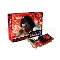 Biostar ATI HD5550 1024MB DDR2 PCI-E 128Bit VGA card