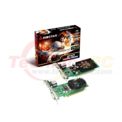Biostar NVIDIA Geforce GT210 512MB DDR2 PCI-E VGA card