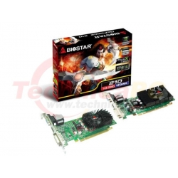 Biostar NVIDIA Geforce GT210 1024MB DDR3 PCI-E VGA card