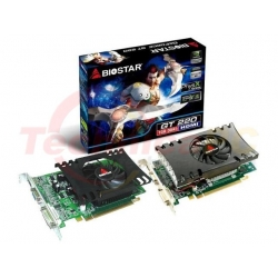 Biostar NVIDIA Geforce GT220 1024MB DDR3 PCI-E 128 Bit VGA card