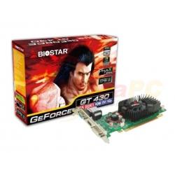 Biostar NVIDIA GT430 1GB DDR3 PCI-E 128 Bit VGA card