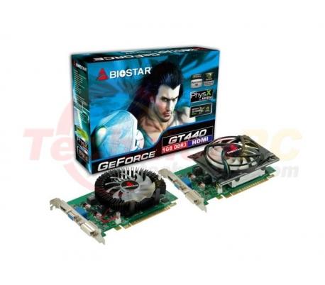 Biostar NVIDIA GT440 1GB DDR3 PCI-E VGA card