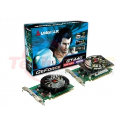 Biostar NVIDIA GT440 2GB DDR3 PCI-E VGA card