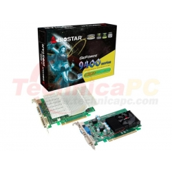 Biostar NVIDIA 9400GT 1024MB DDR2 PCI-E 128 Bit VGA card