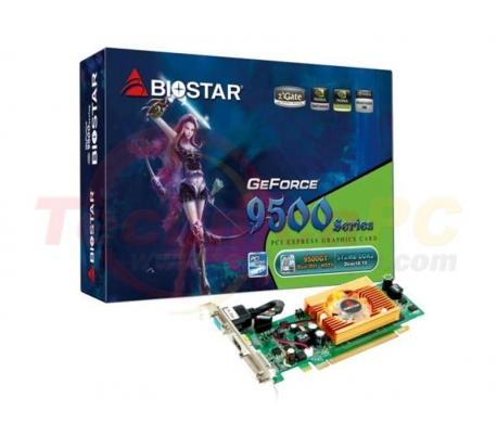 Biostar NVIDIA 9500GT 512MB DDR2 PCI-E 128 Bit VGA card