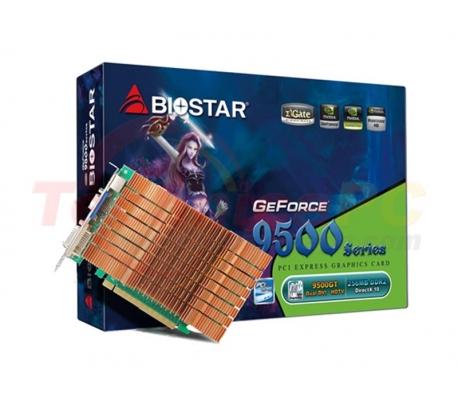 Biostar NVIDIA 9500GT 1024MB DDR2 PCI-E 128 Bit VGA card