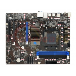 Jetway J-HA18 Socket AM3+ Motherboard