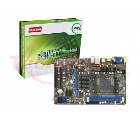 Jetway J-TA980AG Socket AM3+ Motherboard