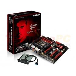 ASRock Z77 Professional Fatal1ty GEN3 Socket LGA1155 Motherboard
