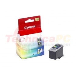 Canon PG-41 Color Printer Ink Cartridge