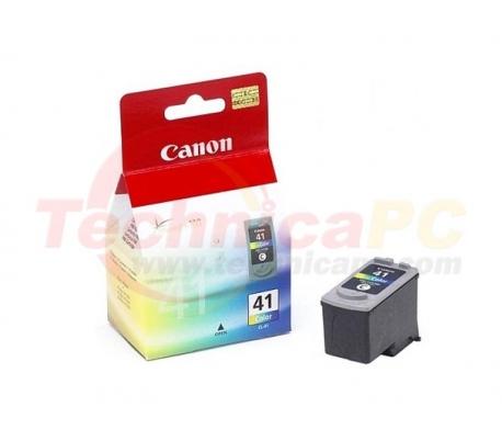 Canon PG-41 Color Printer Ink Cartridge
