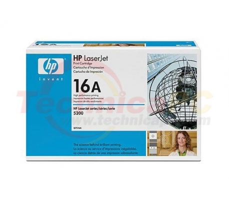 HP Q7516A (Lj 5200 Series) Printer Ink Toner
