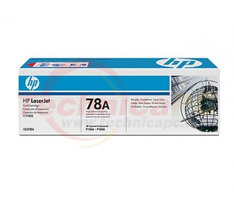 HP CE278A (Lj P1566 ) Printer Ink Toner