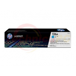 HP CE311A Cyan Printer Ink Toner