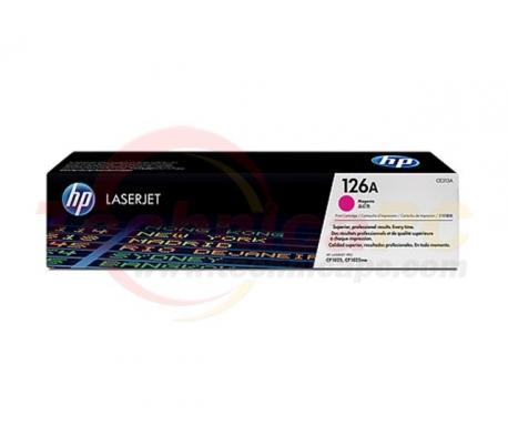HP CE313A Magenta Printer Ink Toner