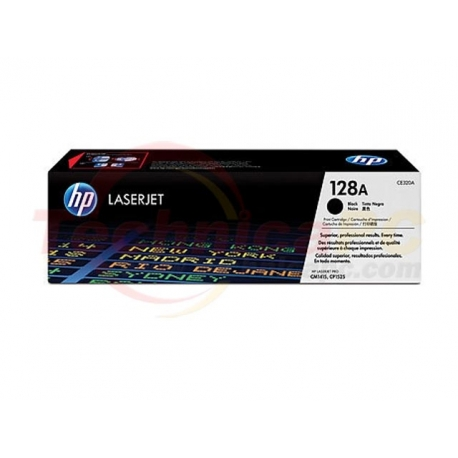 HP CE320A Black Printer Ink Toner