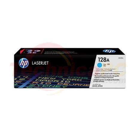 HP CE321A Cyan Printer Ink Toner