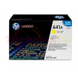HP C9722A Yellow Printer Ink Toner