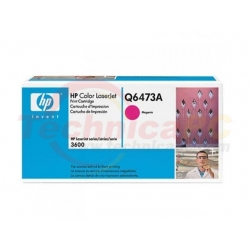 HP Q6473A Magenta Printer Ink Toner