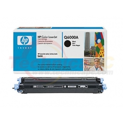 HP Q6000A Black Printer Ink Toner