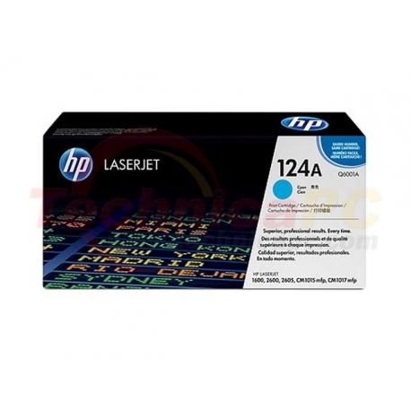 HP Q6001A Cyan Printer Ink Toner