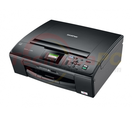 Brother DCPJ125 Laser Color All-In-One Printer