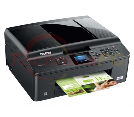 Brother MFCJ430W Laser Color All-In-One Printer