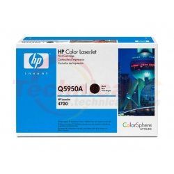 HP Q5950A Black Printer Ink Toner