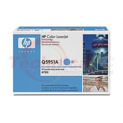 HP Q5951A Cyan Printer Ink Toner