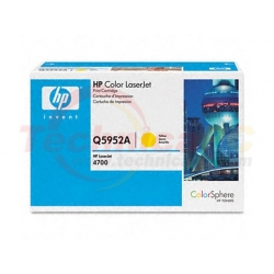 HP Q5952A Yellow Printer Ink Toner