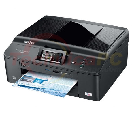 Brother DCPJ725DW Laser Color All-In-one Printer
