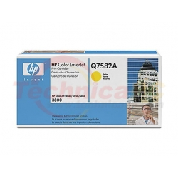 HP Q7582A Yellow Printer Ink Toner