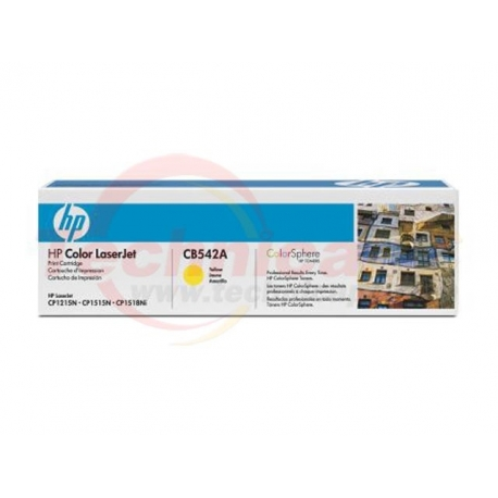 HP CB542A Yellow Printer Ink Toner