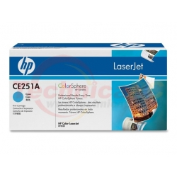 HP CE251A Cyan Printer Ink Toner
