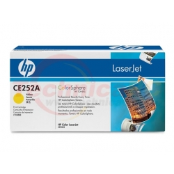 HP CE252A Yellow Printer Ink Toner