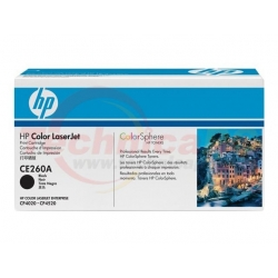 HP CE260A Black Printer Ink Toner