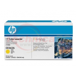 HP CE262A Yellow Printer Ink Toner