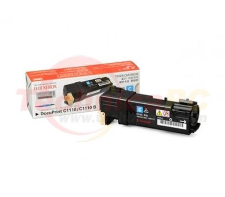 Fuji Xerox CT201115 (C1110B/C1110) Cyan Printer Ink Toner