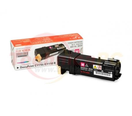Fuji Xerox CT201116 (C1110B/C1110) Magenta Printer Ink Toner