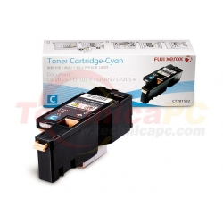 Fuji Xerox CT201592 (CP105B/CP205) Cyan Printer Ink Toner