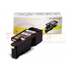 Fuji Xerox CT201594 (CP105B/CP205) Yellow Printer Ink Toner