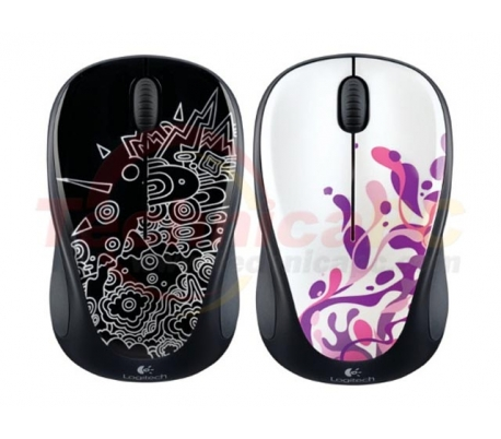Logitech M235 Special Design Mouse Wireless