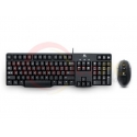 Logitech MK100 Classic Desktop Keyboard & Mouse Bundle