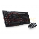 Logitech MK260 Wireless Desktop Keyboard & Mouse Bundle
