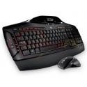 Logitech Cordless Desktop Keyboard & Mouse Bundle